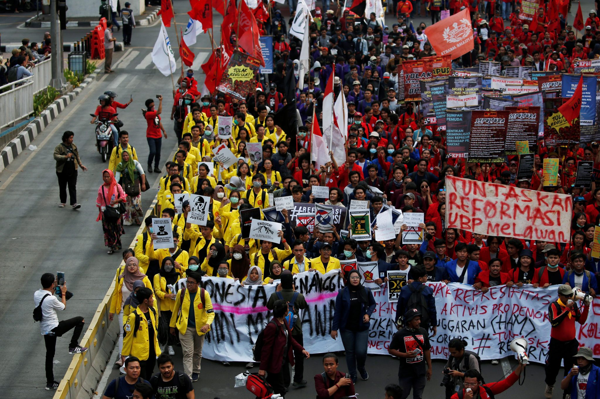 How is Indonesia's human rights record stacking up?