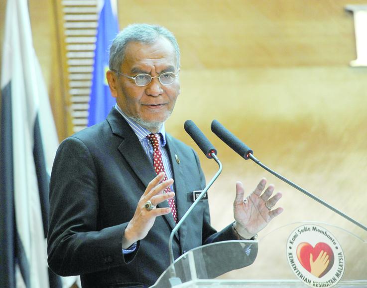 Coronavirus in Malaysia under control
