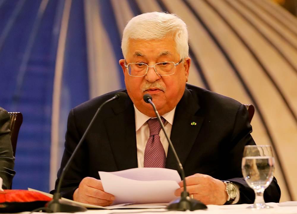 Palestinian parliamentary elections delayed, says Abbas, blaming Israel