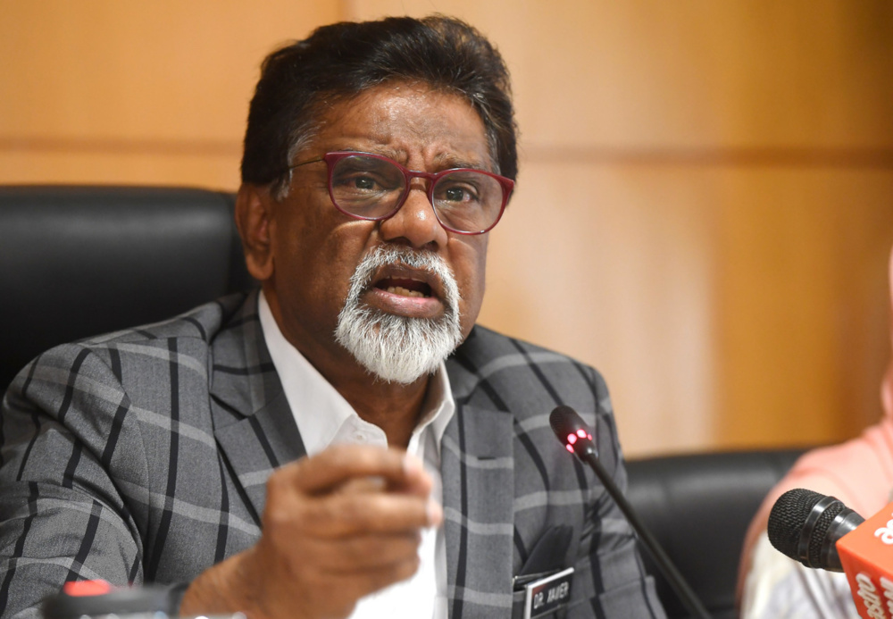 Kuala Langat MP Dr Xavier exits PKR, throws support behind Muhyiddin