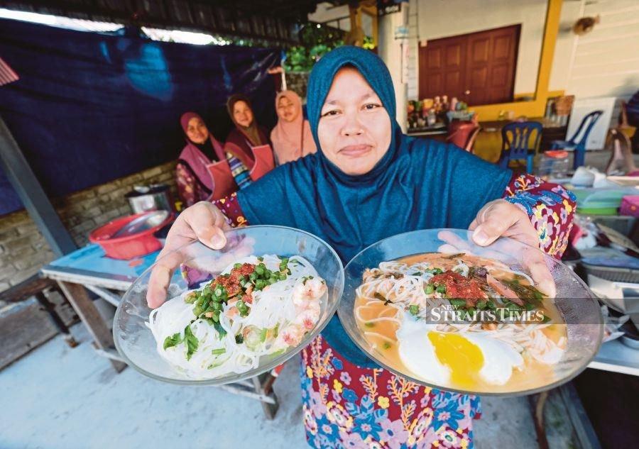 'Laksa Mee Pangkor' island's culinary pride