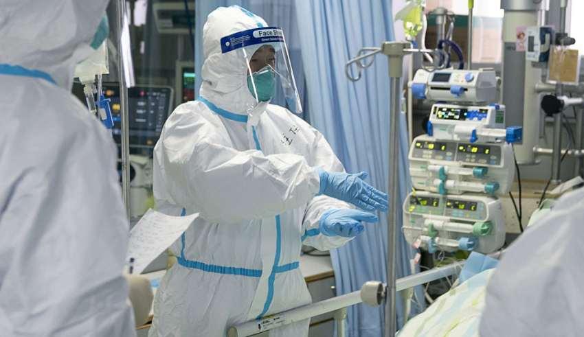 超越SARS 中国确诊破6000宗132死