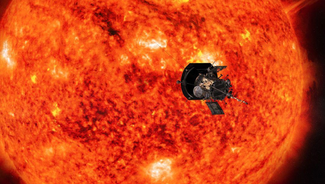 NASA's Parker Solar Probe starts sun observation marathon