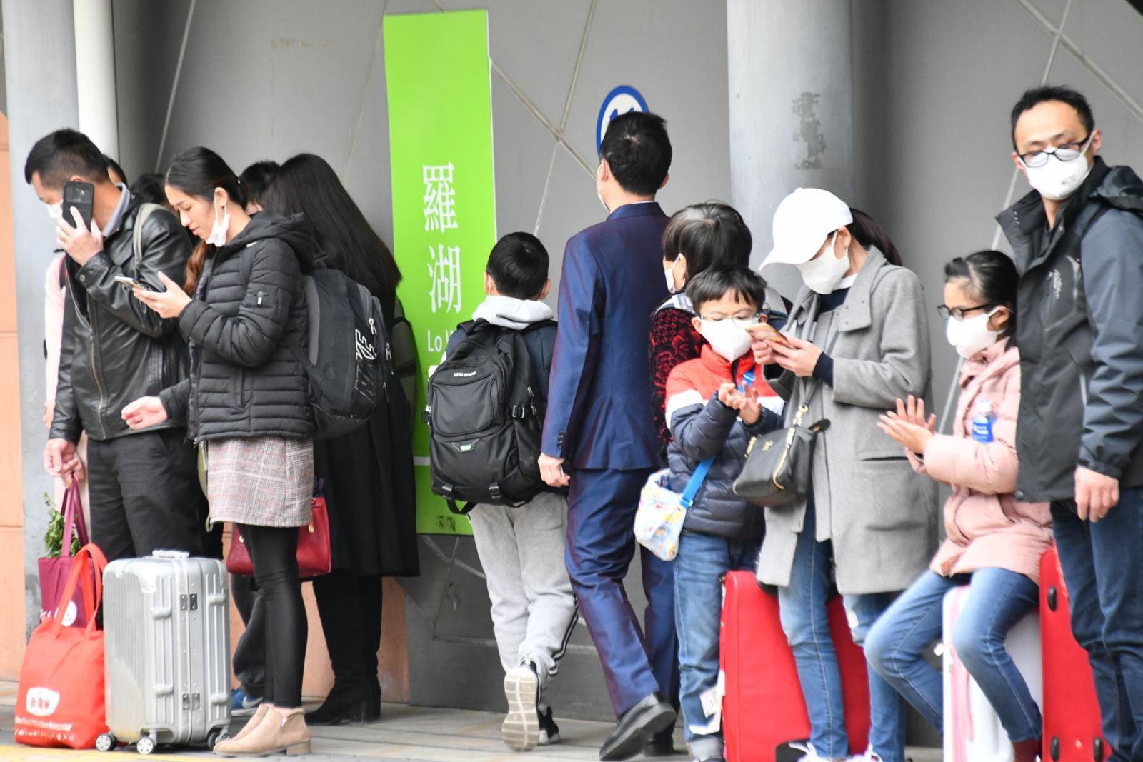 【新冠肺炎】教协认为局部封关无法堵塞疫情 促政府全面封关