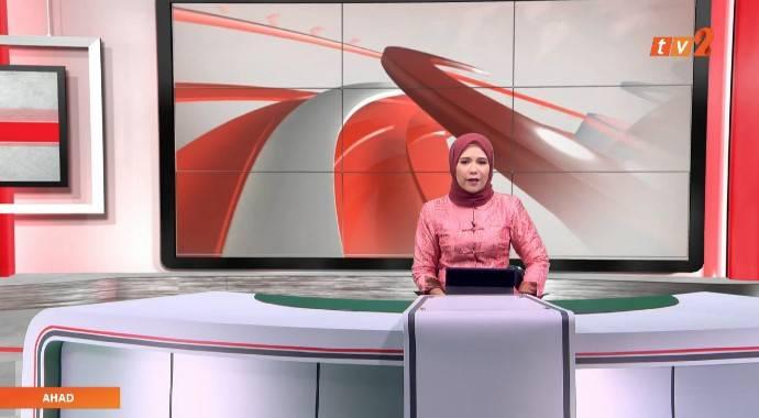 RTM TV2华语新闻组迎来马来女主播!网民:以后华人没饭吃了!