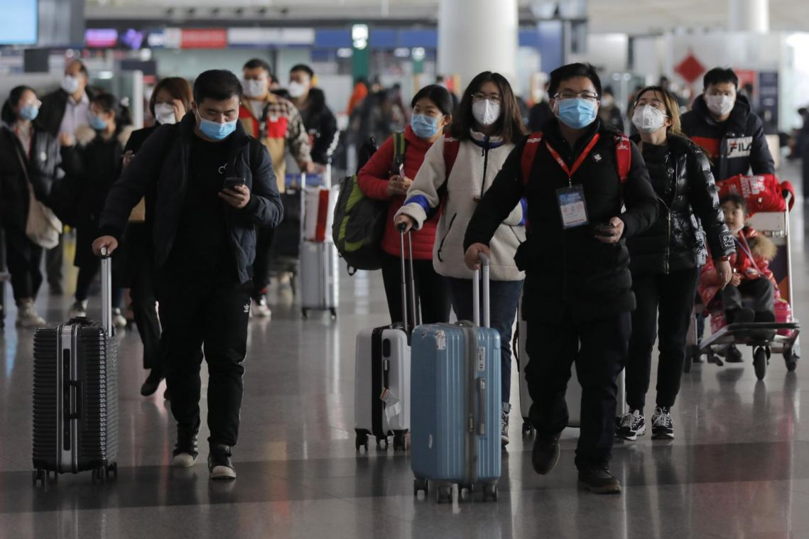 Wuhan virus: China regulator approves charter flights to bring home Wuhan tourists