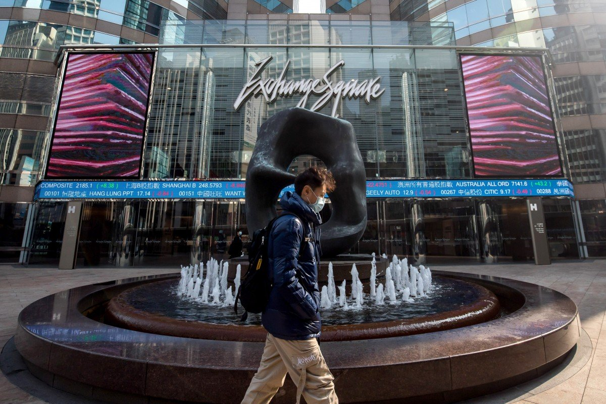 Hong Kong exchange, accountants to hold urgent talks as half of listed firms may miss earnings deadline amid mainland travel curbs