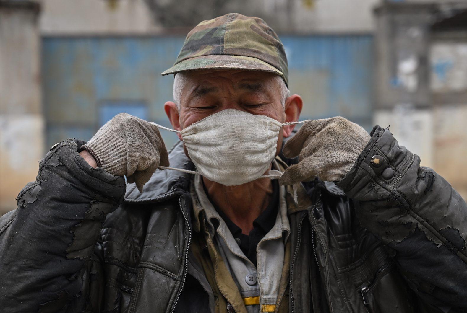 China's coronavirus response under a microscope