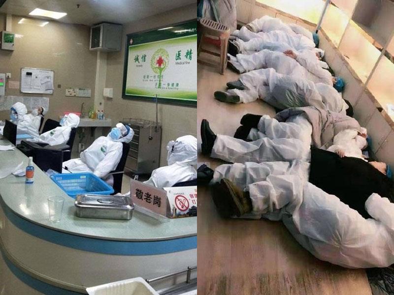 【新冠肺炎】疫情防控医护获每天补助300元或200元
