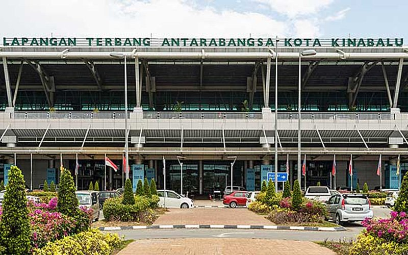 Sabah temporarily suspends flights from China over virus fears