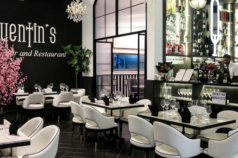 Quentin's Bar And Restaurant: Authentic Chicken Curry Debal & More Eurasian Dishes At Sentosa