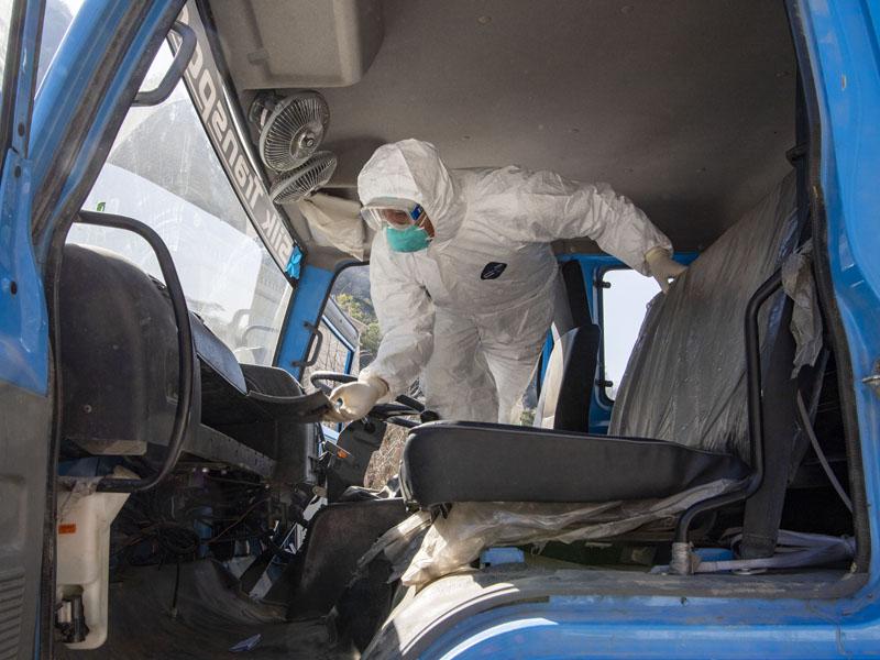 【新冠肺炎】西藏出现首例确诊病例 内地逾7700人确诊170死亡