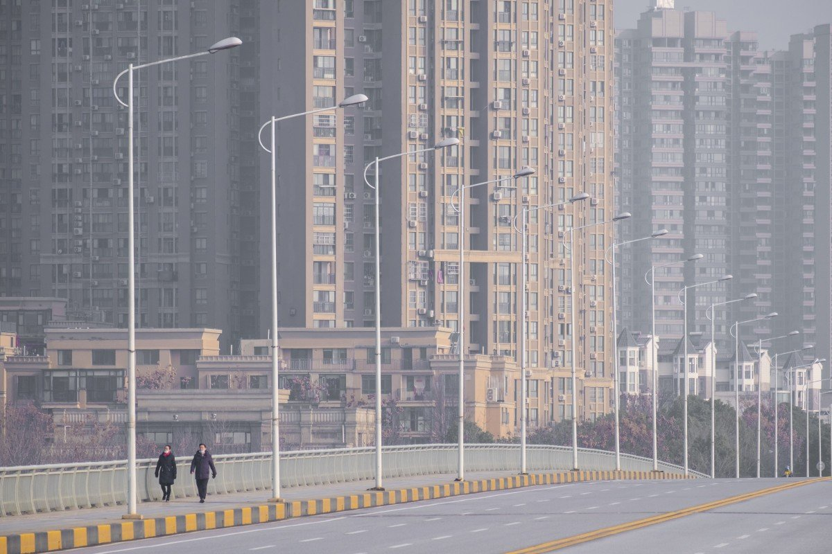 China coronavirus: Fears of economic contagion grow as cities turn into ghost towns