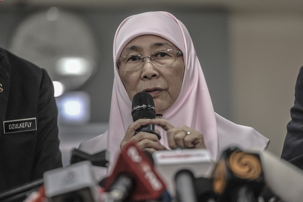 Women's ministry to implement 33 programmes this year, says Dr Wan Azizah