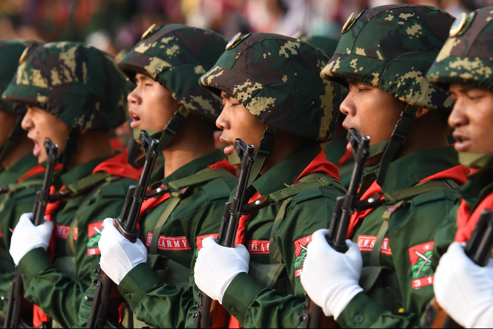 China's loose arms still fuel Myanmar's civil wars