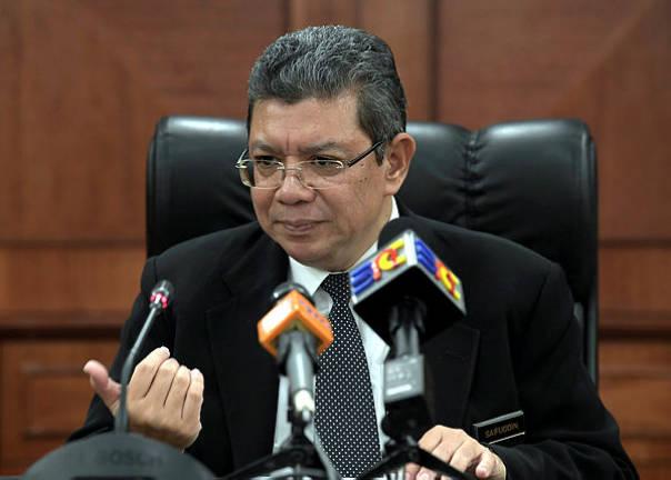 Nadma is ready to bring home Malaysians in Wuhan: Saifuddin