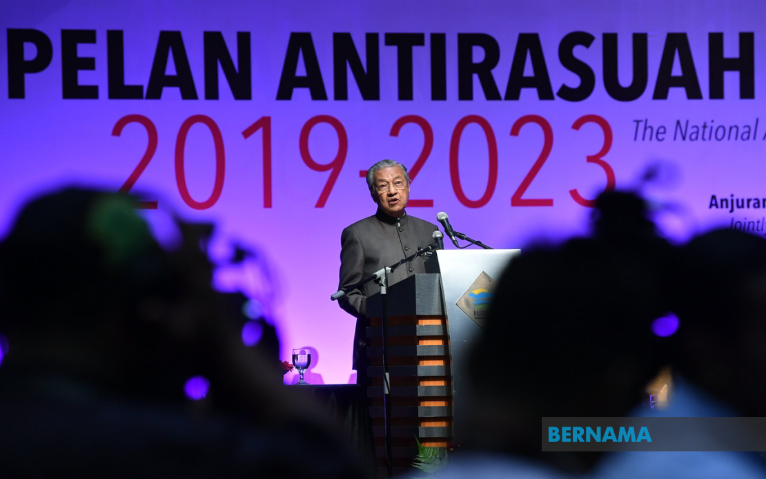 Malaysia respected again, no longer seen as a kleptocracy – Dr Mahathir