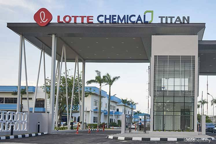 Maybank IB downgrades call on Lotte Chemical Titan to 'Sell'