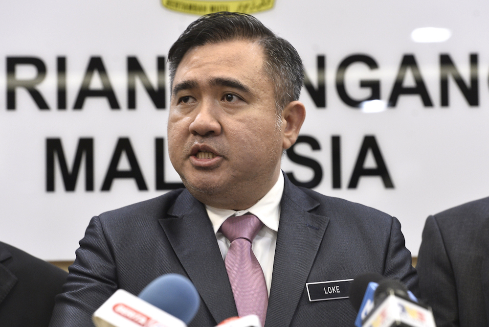Transport minister: Up to MACC to investigate Airbus' investments in Malaysia