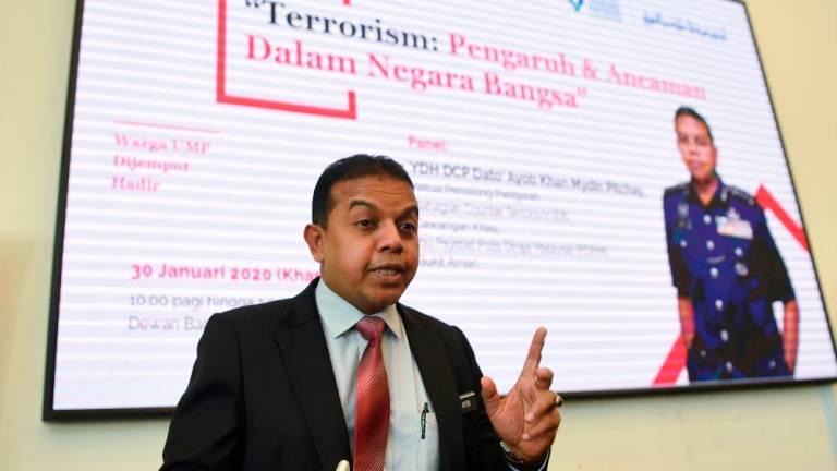 56 Malaysians still held in Syria for alleged terrorism