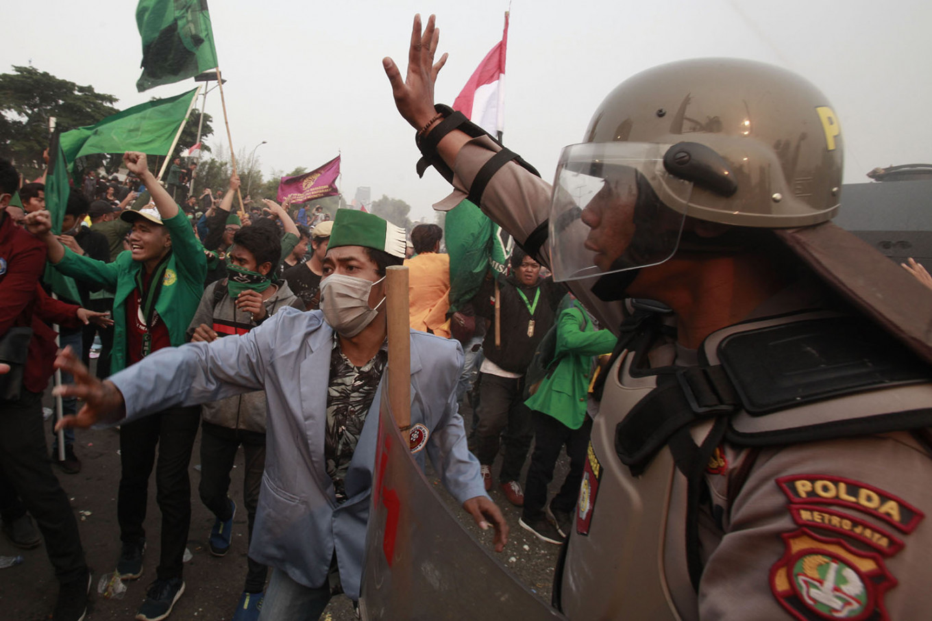 2019 saw rise of new resistance after Indonesia failed to protect rights: Amnesty