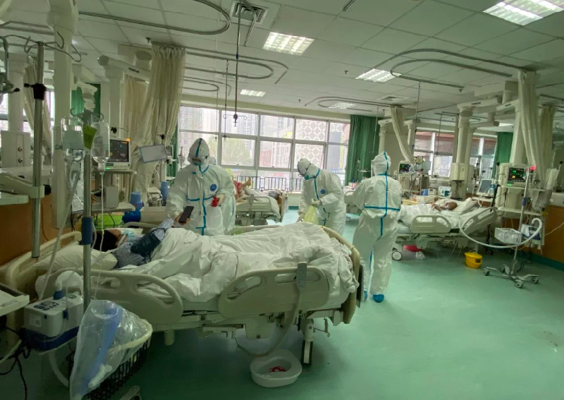 China sacks senior city health official unable to answer basic questions