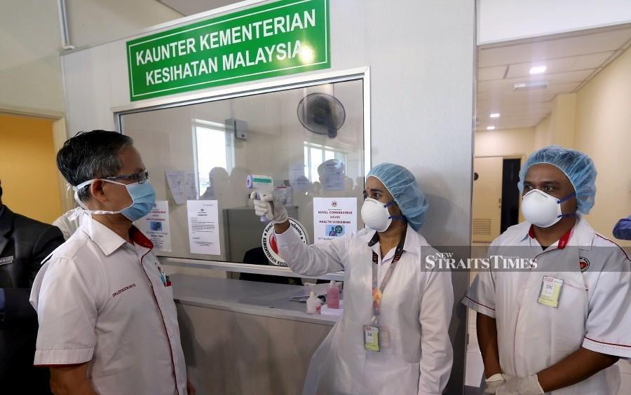 Malaysia has measures in place to combat coronavirus