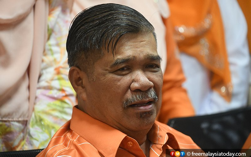 Answer for undelivered ships and copters, Mat Sabu says to Hisham