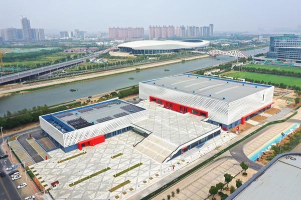 2020 World Athletics Indoor Championships in Nanjing postponed