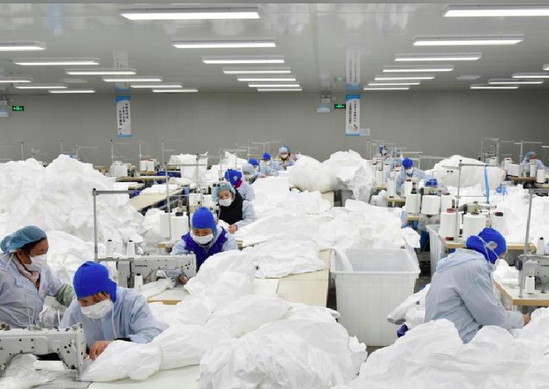 China says it has confidence and capability to win war against coronavirus