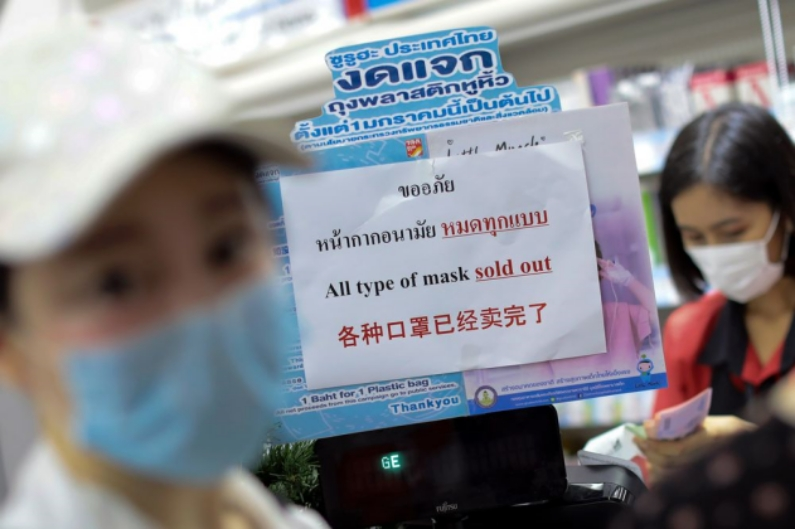 Official: Thailand Confirms First Human-To-Human Coronavirus Transmission, Taxi Driver was Infected