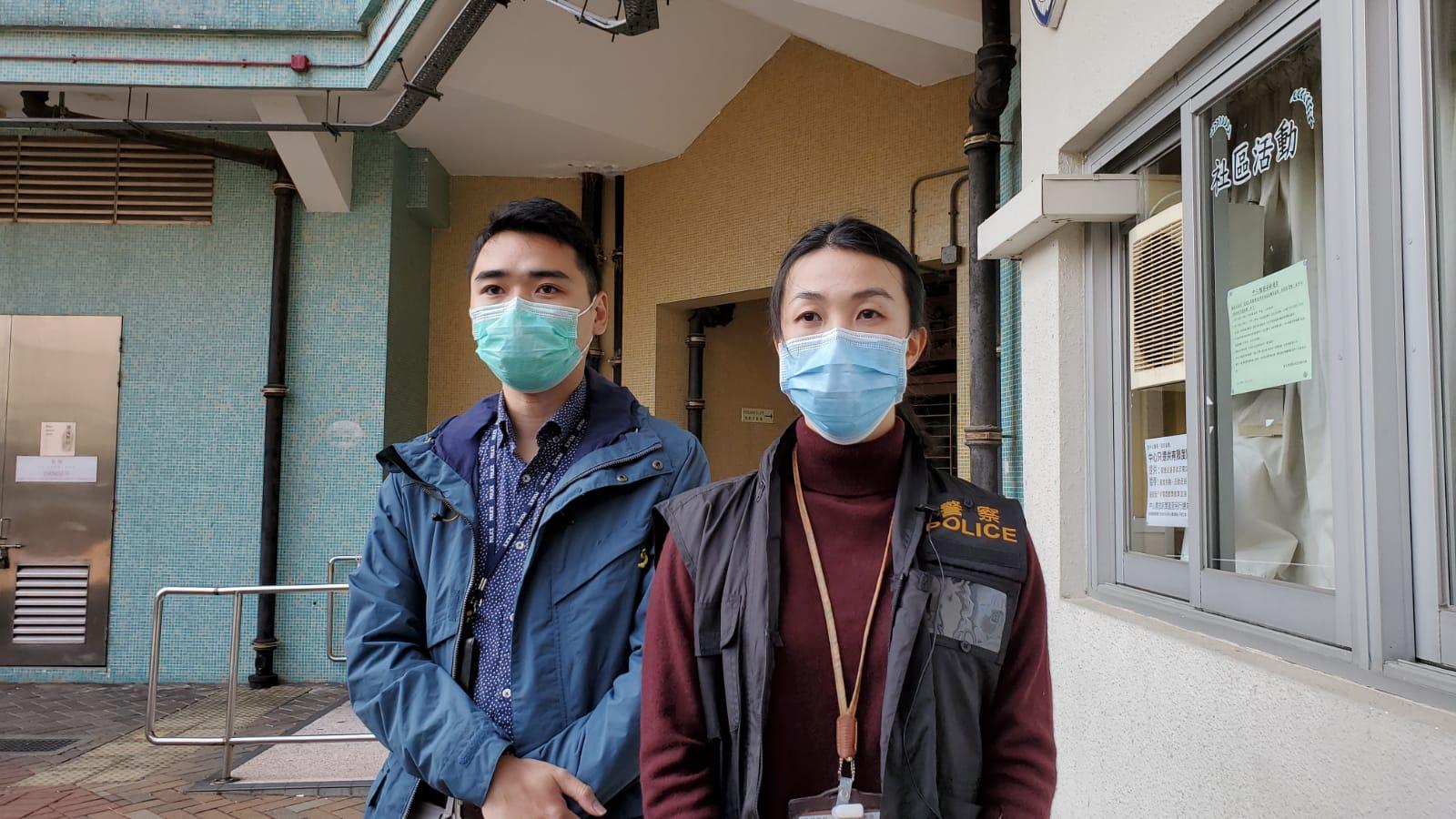 【新冠肺炎】网上鼓吹偷卫署货仓口罩 21岁仔涉游荡被捕