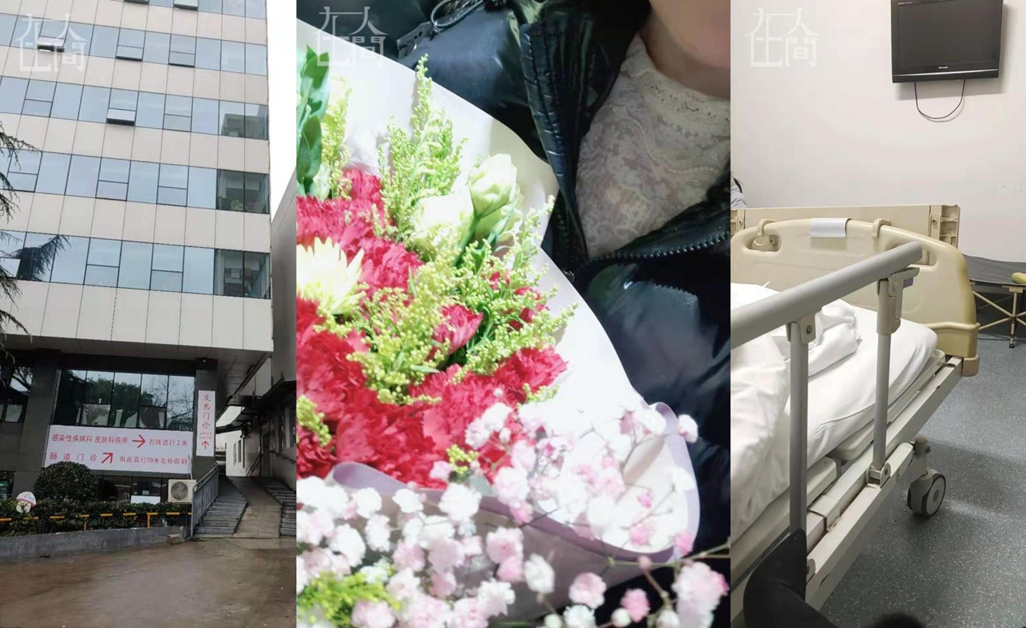 Wuhan girl left heartbroken after mother dies of coronavirus on CNY