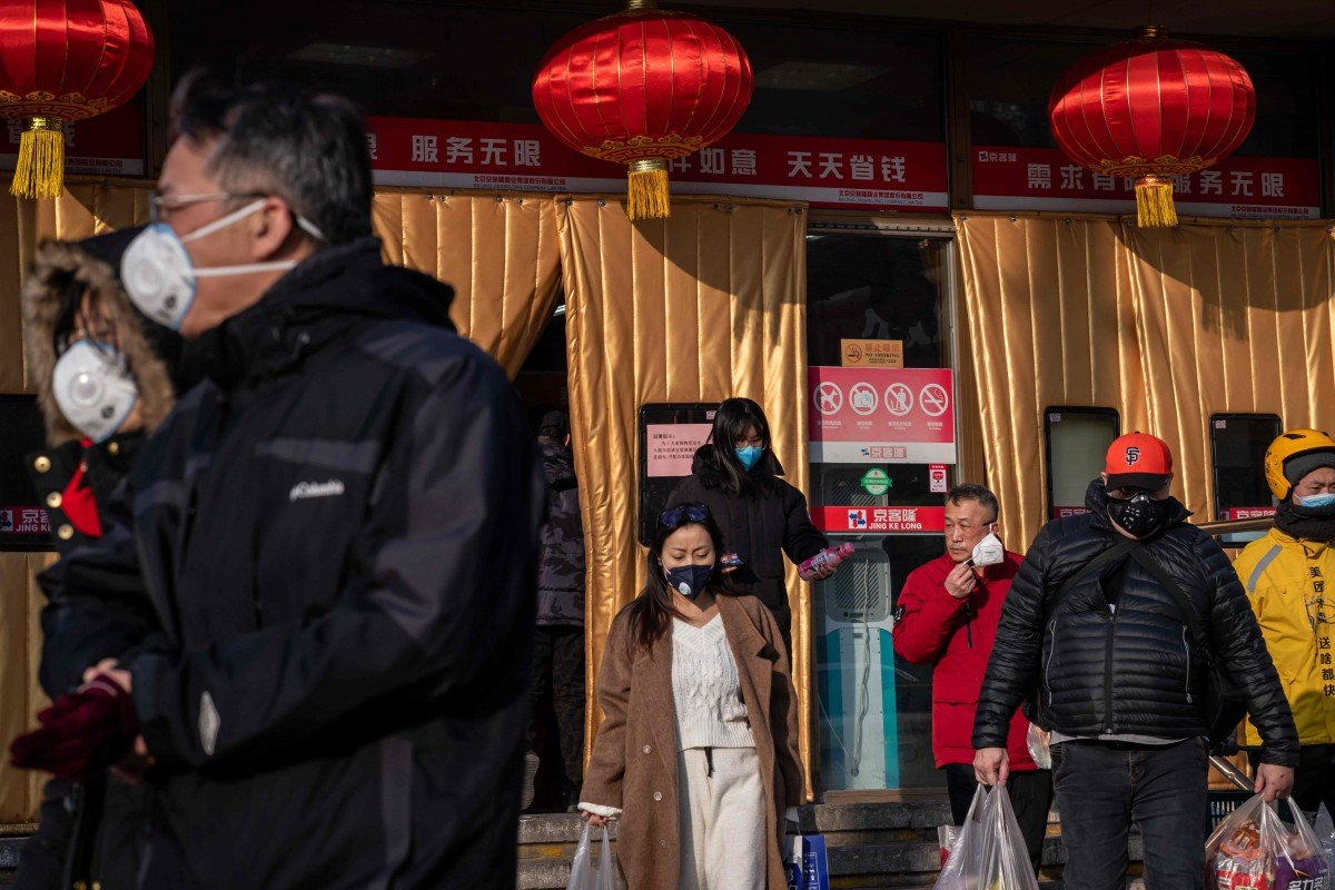 China's unemployment risks surge as service providers bear the brunt of coronavirus outbreak