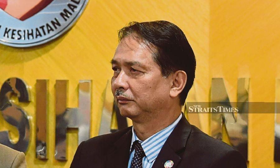 Dr Noor Hisham: Coronavirus cases in Malaysia remain at 8