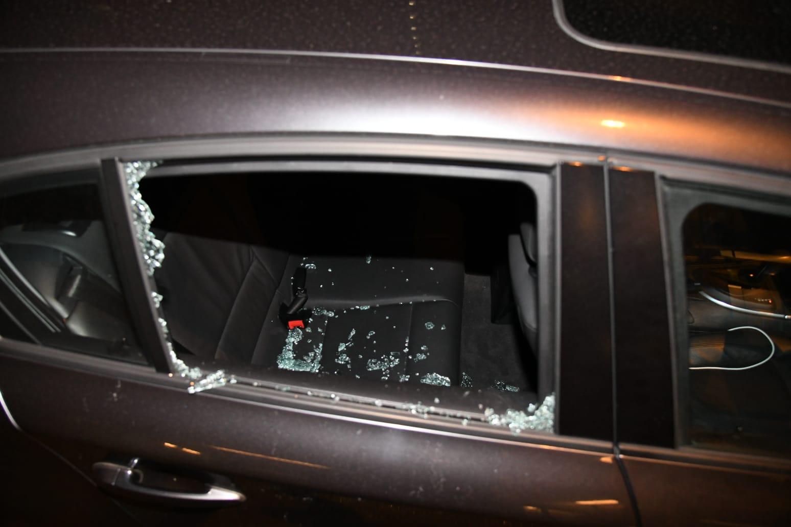 大角嘴私家车遭爆窗盗窃 偷走利是钱包总值5000元