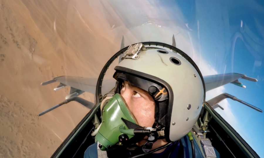 Dingxin: China's top-secret desert airbase