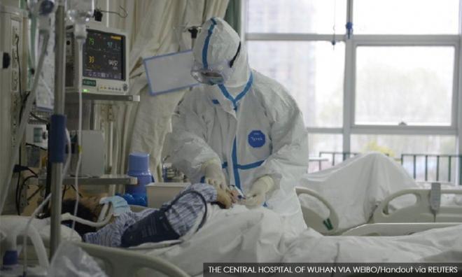 中国境外首宗武肺死亡病例,武汉男子在菲律宾身亡