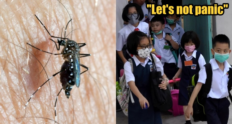 M'sian Doctor: People Should Worry About Getting Influenza A & Dengue Instead Of Wuhan Virus