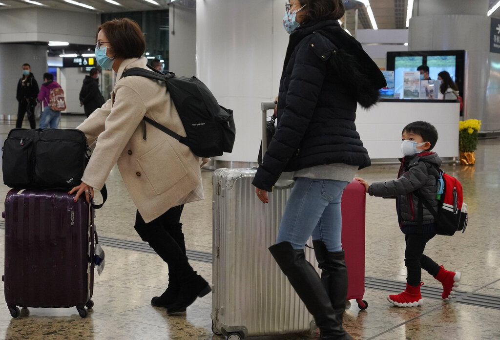 【新冠肺炎】为阻止疫情扩散 港龙工会要求暂停所有往返中国航班