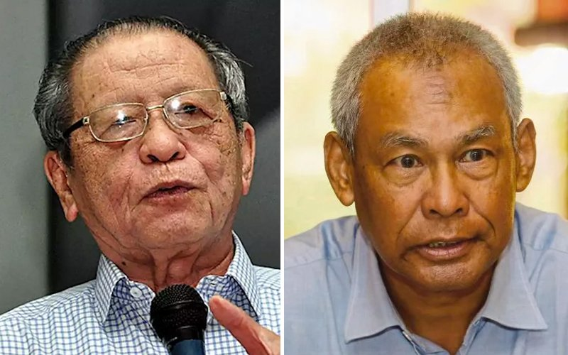 Kit Siang raps former IGP Musa for linking DAP with communism