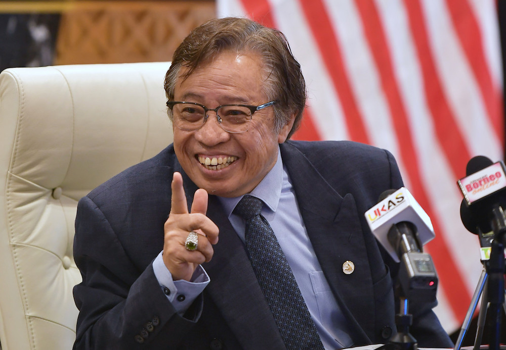 Sarawak will install 5G infrastructure within next 10 years, says CM