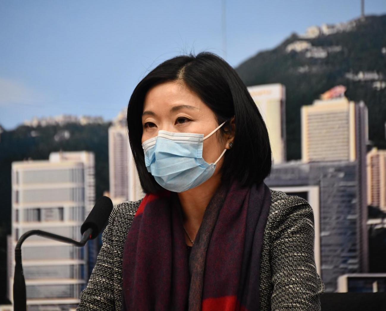 【新冠肺炎】68岁确诊女病人危殆 肺片转差需插喉用利巴韦林