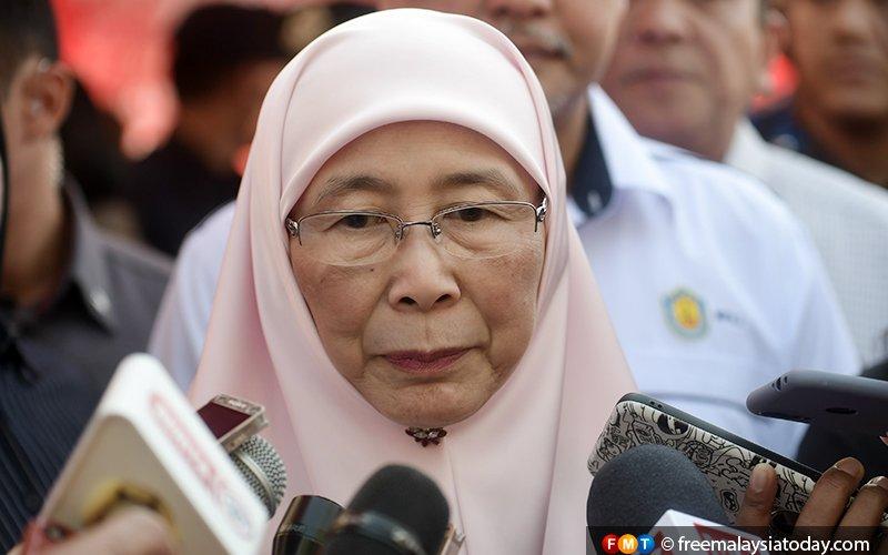 Malaysians in Wuhan to be evacuated tomorrow, says Wan Azizah