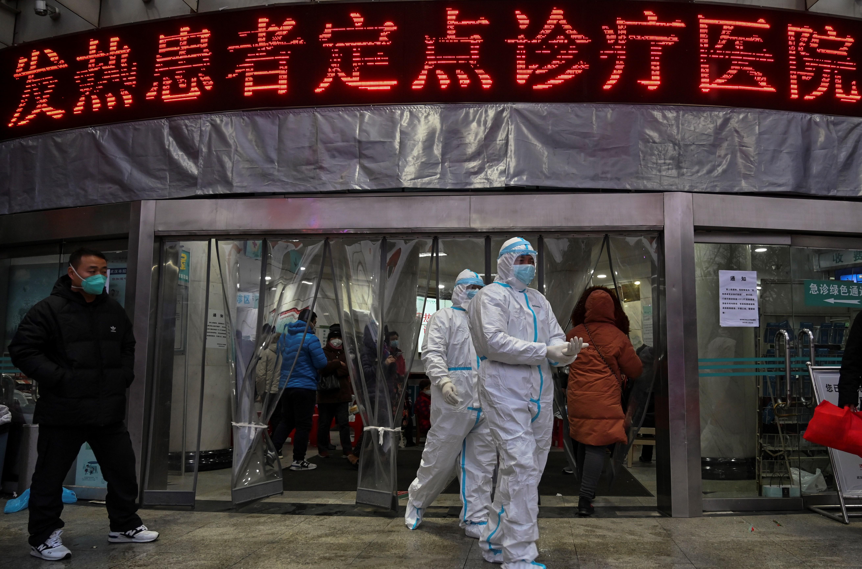 【新冠肺炎】中国治愈病患超过死亡人数