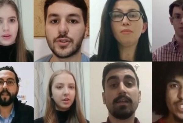 【新冠肺炎】巴西人被困武汉 拍片向总统求助