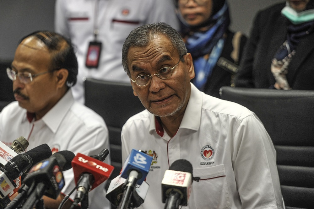 Health minister says Malaysia well-prepared to take on coronavirus threat