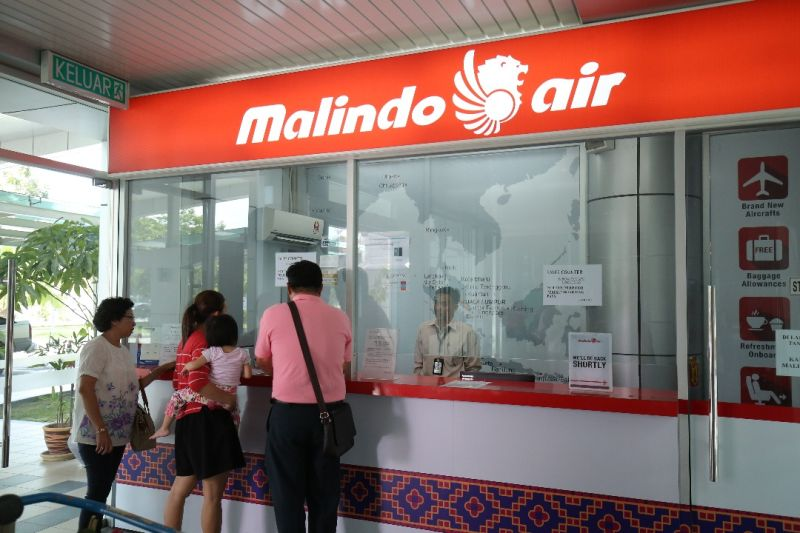 Malindo Air suspends two more flights to and from China