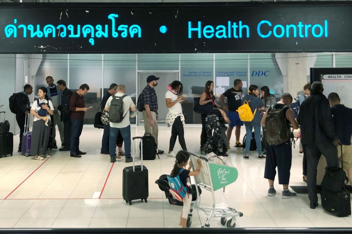 Coronavirus: Thailand requires Chinese tourists to show medical certificates