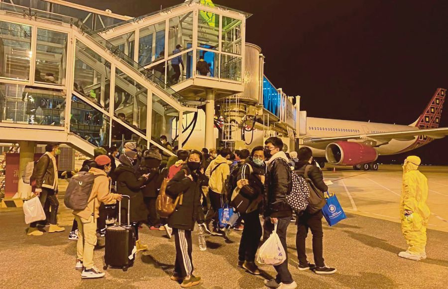 Delay expected in arrival of Malaysians from Wuhan